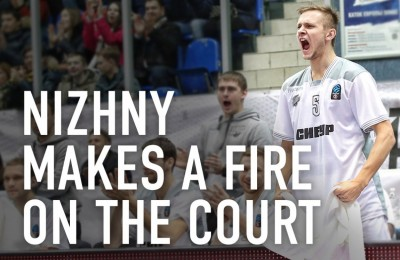 Nizhny Makes a Fire in the Court